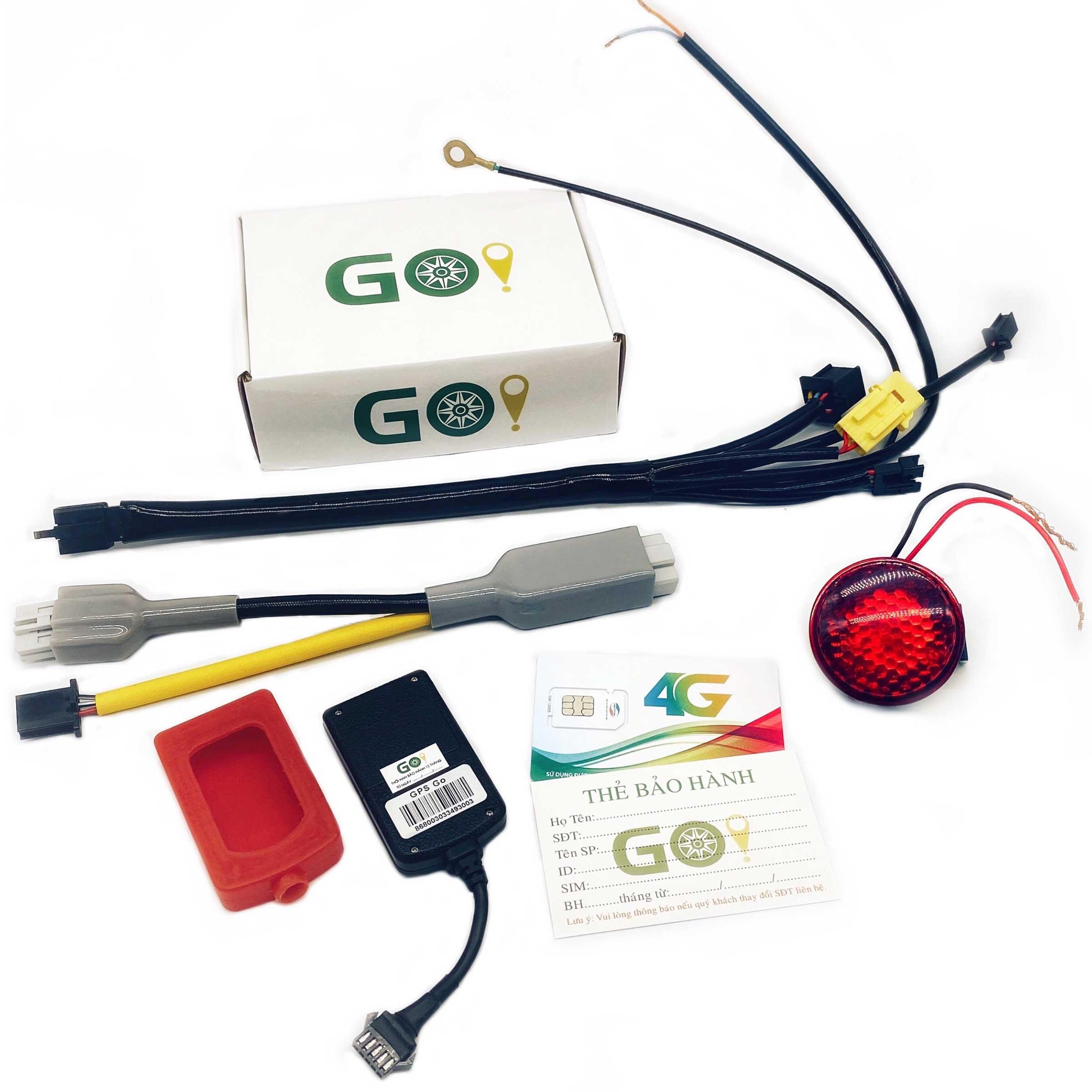 định vị GPS Go 2